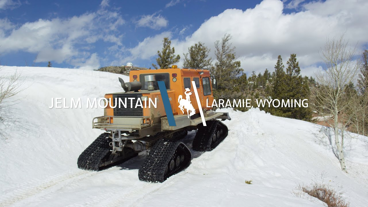 WIRO - Wyoming Infrared Observatory Telescope Tour