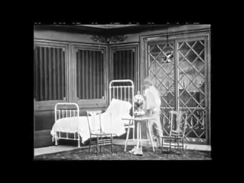 Dream of a Rarebit Fiend-1906-Wallace McCutcheon, Edwin S. Porter- A lesson in movie makin