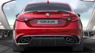 АВТО Новинка 2016 ГОДА - Alfa Romeo Giulia