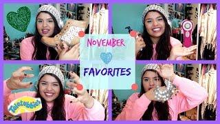 November Favorites 2014 Thumbnail