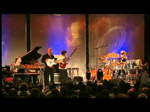1.	Chick Corea Elektric Band - Spain: