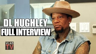DL Hughley on Kim K, Kanye, Kevin Hart, Bill Cosby, Steve Harvey (Full Interview)