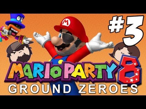 Mario Party 8 Ground Zeroes: Punch Line - PART 3 - Game Grumps VS |