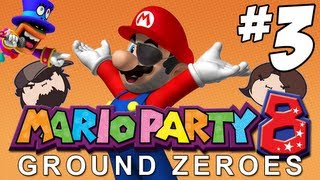 Mario Party 8 Ground Zeroes: Punch Line - Part 3 - Game Grumps Vs