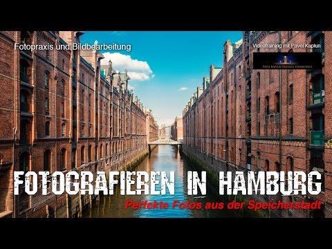 Fotografieren in Hamburg: Perfekte Fotos aus der Speicherstadt