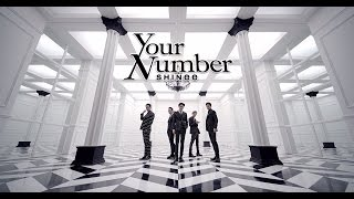Gambar cover SHINee -「Your Number」Teaser