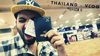 THAILAND ???? Travel Vlog - 2019 - Phuket/Phi Phi/Krabi/Bangkok - *Teaser*