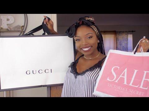 VS SEMI ANNUAL SALE   SAS 20 Dream Angels, Luxe Lingerie, BBV, + Luxury Designer Gucci Haul