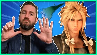 Final Fantasy VII Remake Trailer Kinda Funny Live Reactions
