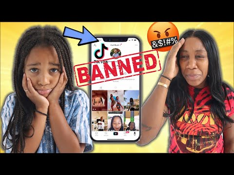 CALI'S TIKTOK GOT BANNED 🚫 *Please Help* 😓