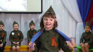 частушки военные детские