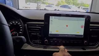 ♻️TUTO♻️ Comment marche le GPS sur le nouvelle Kia RIO Hybride