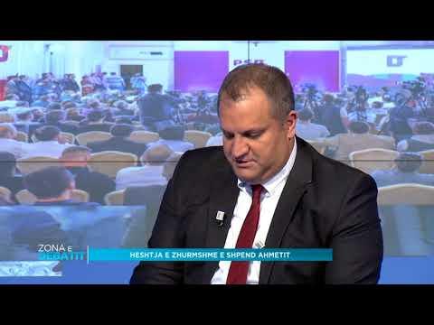 Ahmeti tregon si u tentua te joshen me poste Derguti e Ymeri - Zona e Debatit