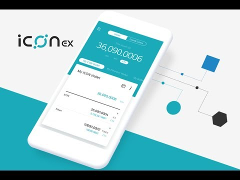 Earn A Passive Income Staking ICON, ICX Tokens