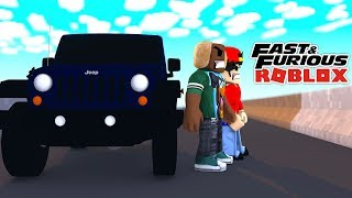 FAST & FURIOUS MONSTER TRUCKS LITTLE CLUB STYLE - Roblox gaming adventures