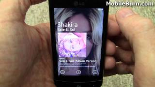 LG Optimus 7 Windows Phone 7 smartphone review - part 1 of 2