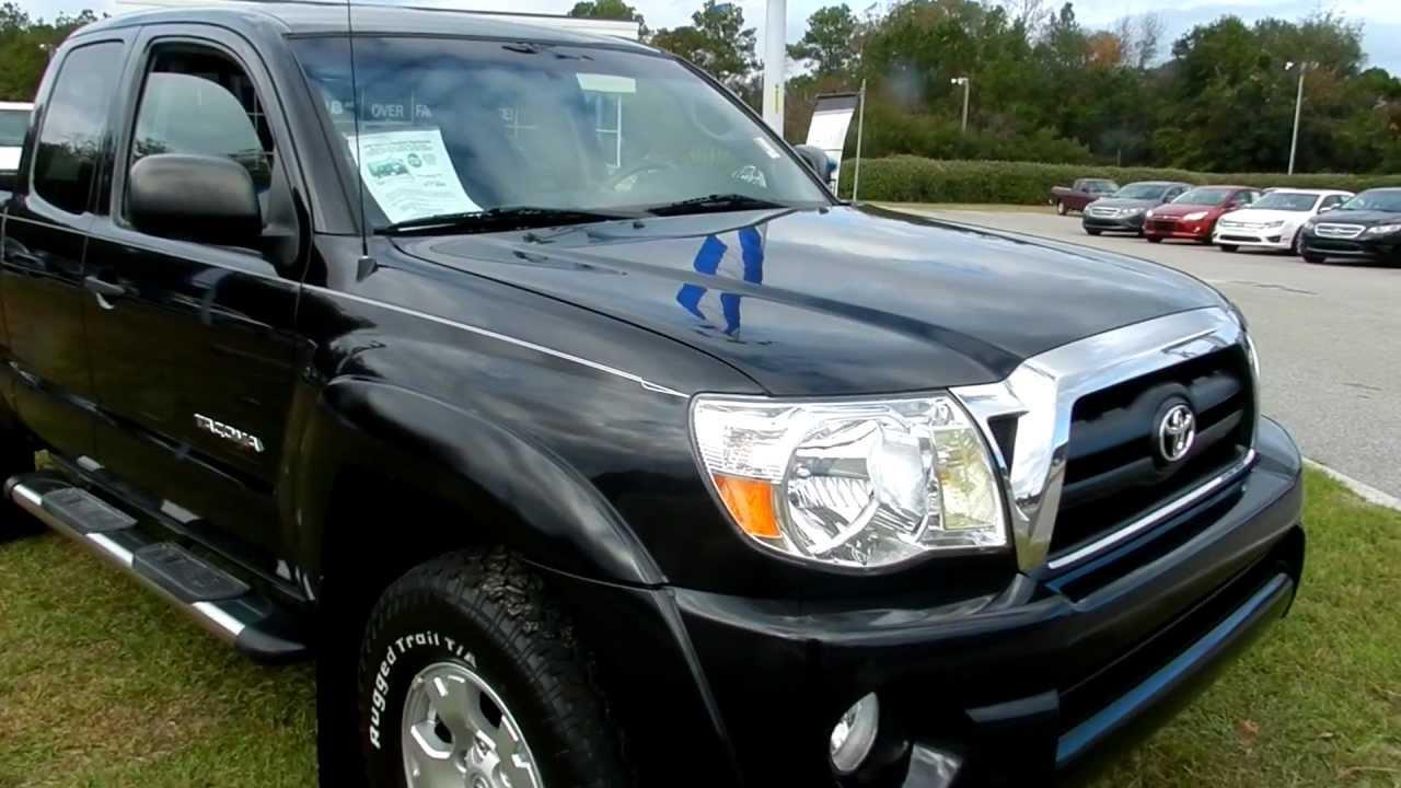 2007 Toyota Tacoma Prerunner Sr5 Trd At Ravenel Ford