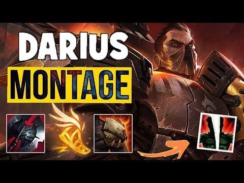 Darius Montage 35 - Best Darius Plays | League Of Legends Mid