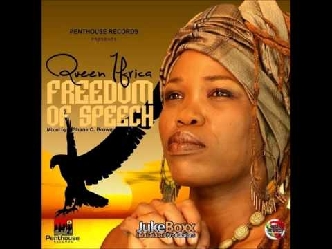 Queen Ifrica 2013 - Freedom Of Speech [Penthouse Records] |@Youngnotnice @PenthouseMuzik