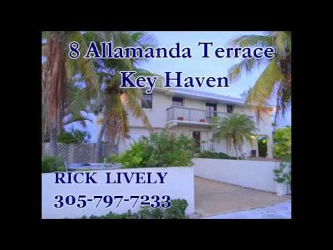 FLORIDA REAL ESTATE: Real Estate Florida Keys -  8 Allamanda Terrace, Key Haven
