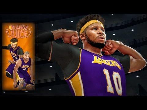 HOW TO ACTIVATE ORANGE JUICE! (DUAL PLAYER CONTROLS) NBA 2K17 My Career Gameplay Ep. 9