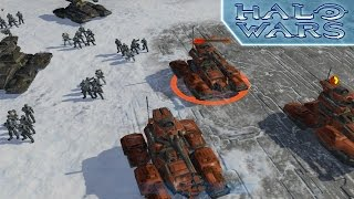 Scorpions And The Grizzlies - Halo Wars