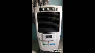VOLTAS AIR COOLER !! 55LTR DESERT COOLER FIRST IMPRESSION!! Specification,build quality and more!!