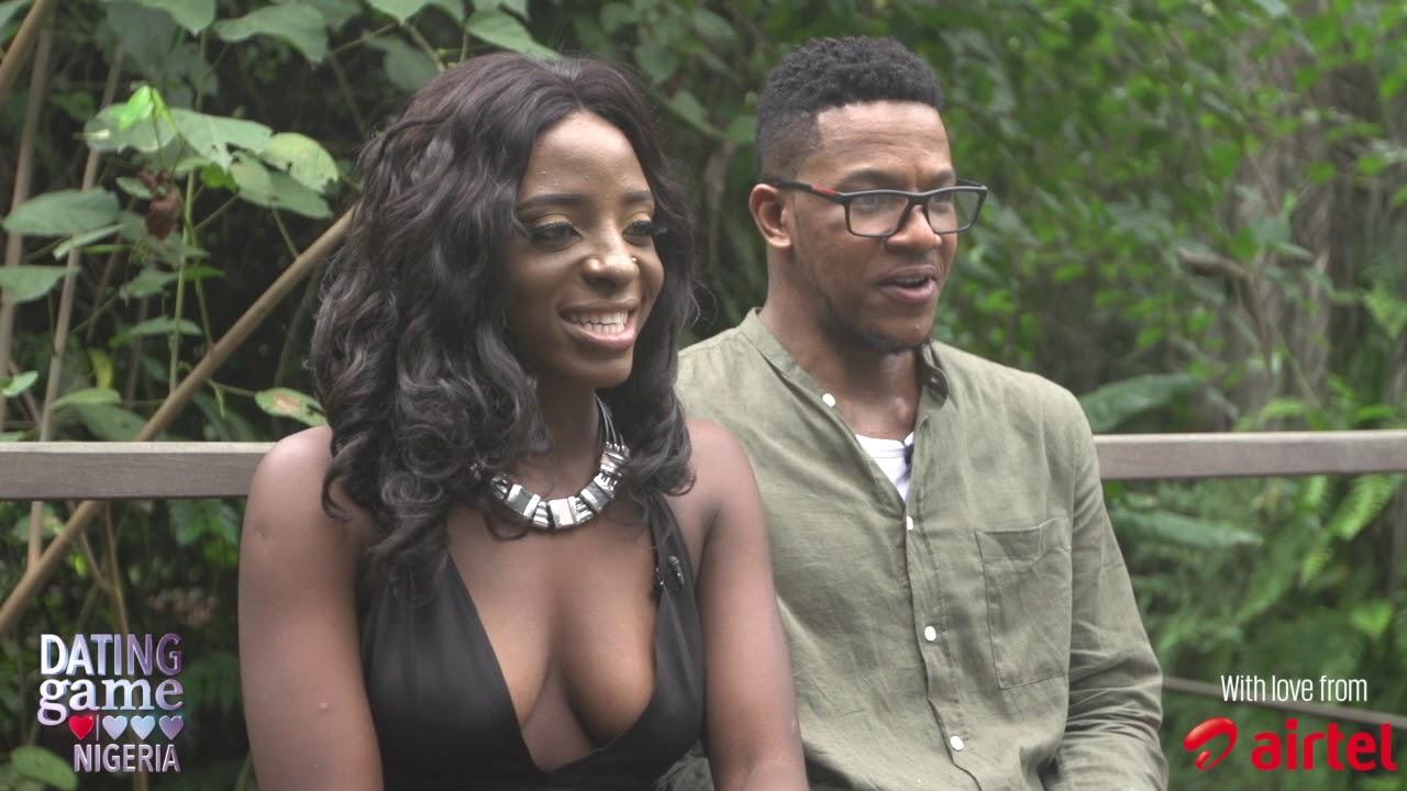 Dating Game Nigeria - Love & Folarin