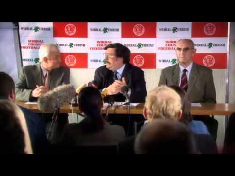 Mike Bassett : Manager Series - Episode 1 Part 1
