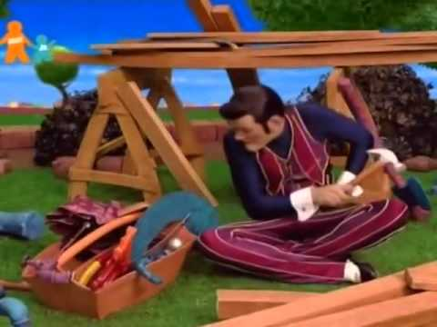 Lazy Town Series 1 Episode 14 My Treehouse1