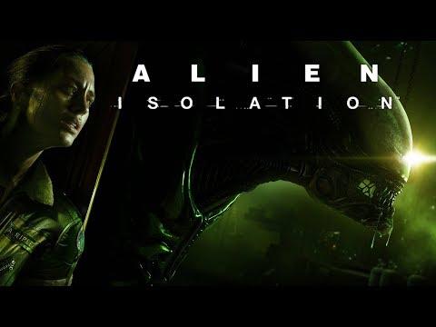Alien: Isolation - Страх и ненависть в космосе! Прохождение! #2