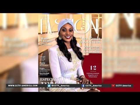 Nadir Tati: Angola's fashion queen thrives on international runways
