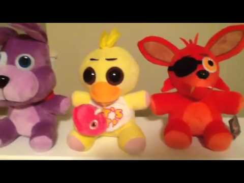 Jack s fnaf plushies collection yay youtube