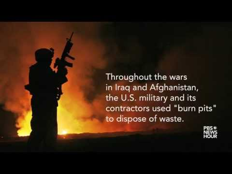 Burn pits haunt veterans from Afghanistan and Iraq Mp3