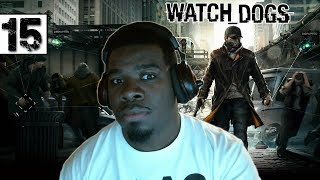 Watch Dogs Gameplay Walkthrough Part 15 - Breakable Things - Watch Dogs Gameplay Black Guy