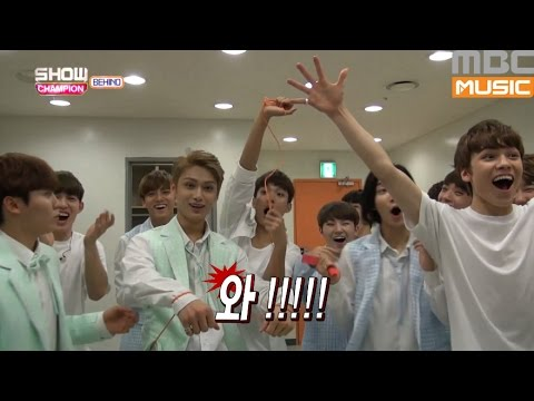 (Showchampion behind EP.7) SEVENTEEN The last for ice cream cake