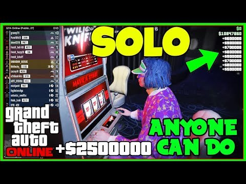 DO THIS GLITCH AND MAKE $2.8 MILLION - GTA 5 ONLINE SOLO MONEY GLITCH (No Requirements)
