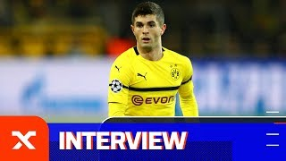 Christian Pulisic über den FC Chelsea, Borussia Dortmund und Konkurrenzkampf   SPOX