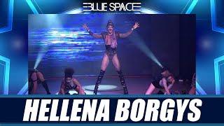Blue Space Oficial - Hellena Borgys e Ballet -  24.03.19