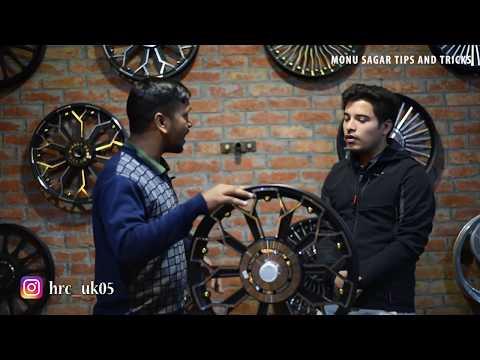 Himalayan Riders Club Monu Sagar New Video    Modification   Accessories