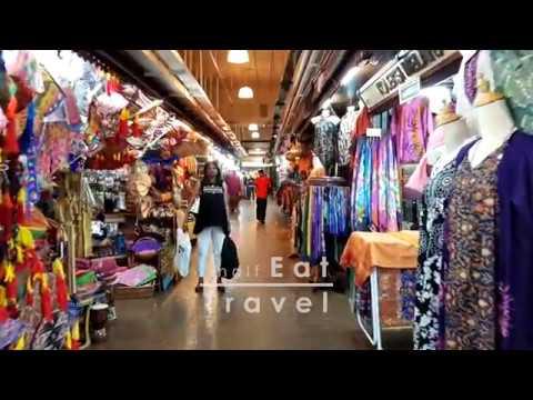 Explore Central Market Kuala Lumpur, March 2018