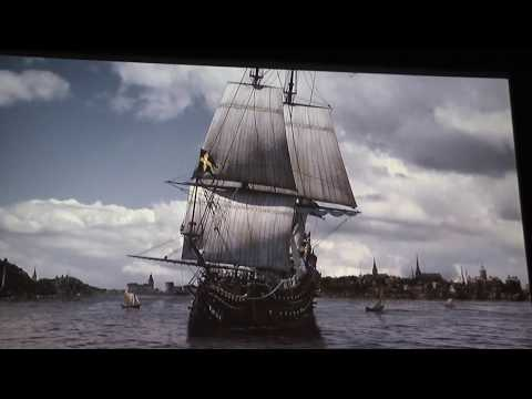 """Ваза"" (""Васа"") - настоящий корабль 17 века."