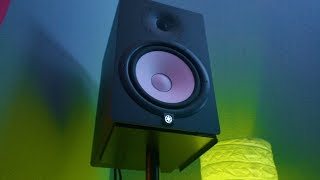 Yamaha HS8 Studio Monitor Review! Why Did I Wait So Long?