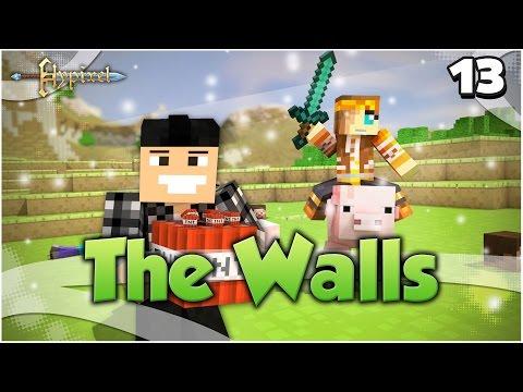 Minecraft - THE WALLS SUR HYPIXEL (ft. FuriousJumper) #13