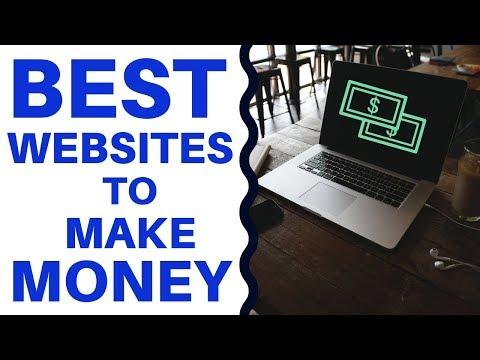 The BEST Websites to Make Money Online in 2019