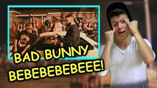BAD BUNNY feat. DRAKE - MIA ( Video Oficial ) | Reacción