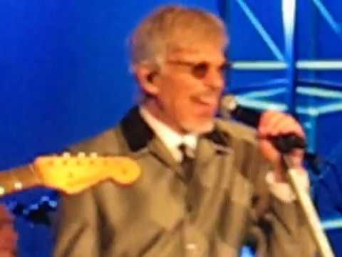 Billy Bob Thornton & The Boxmasters LIVE 2017 -  Piece of The Sky