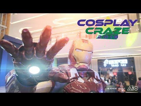 Cosplay Craze 2018 (AIO x Jonior Visuals)