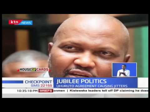 UhuRuto agreements causing jitters |House of Cards
