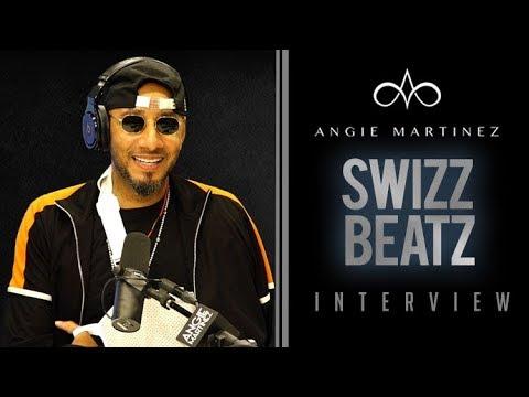 Angie Martinez - Swizz Beatz Talks Breaking His Arm At His 40th Birthday